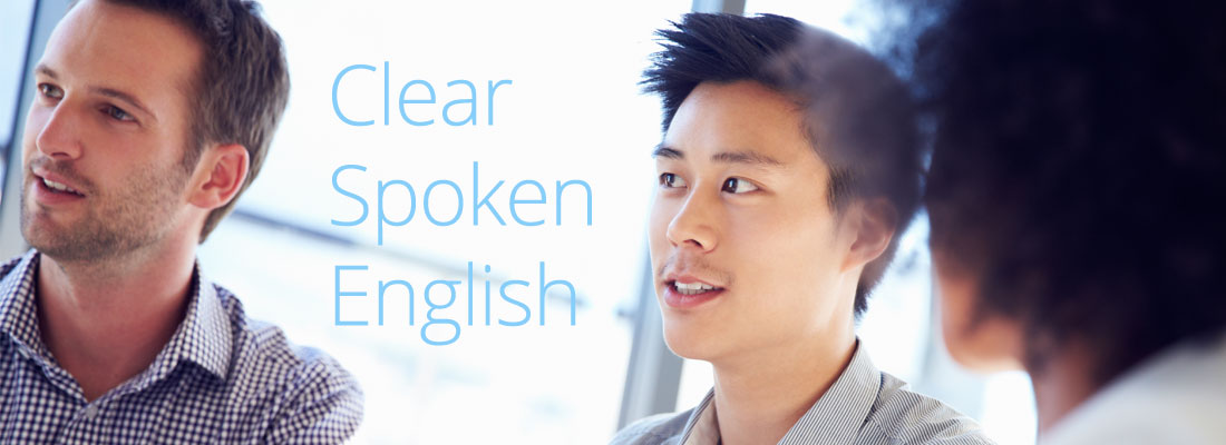 Clear spoken English voice training by Resonance Voice